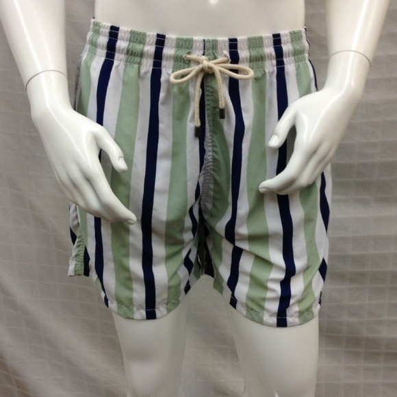 98484c6fbe SOLID & STRIPED Swim | Solid Striped The California Trunks Navy Xl ...